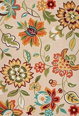 rug floral amazon