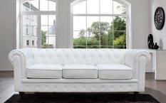 sofa scroll arm tufted amazon