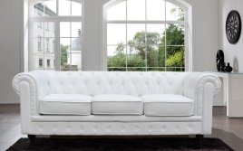 sofa scroll arm tufted amazon