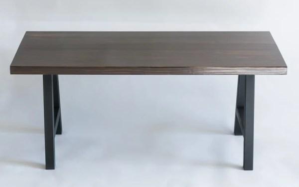 Butcher Block Coffee Table By Brittany Goldwyn