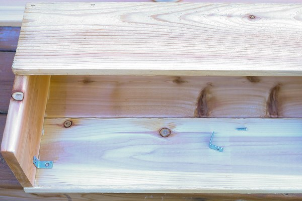 Custom Cottage Window Box, Step 7-2