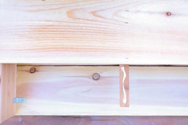 Custom Cottage Window Box, Step 8-1