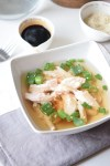 Spicy Korean Chicken Soup
