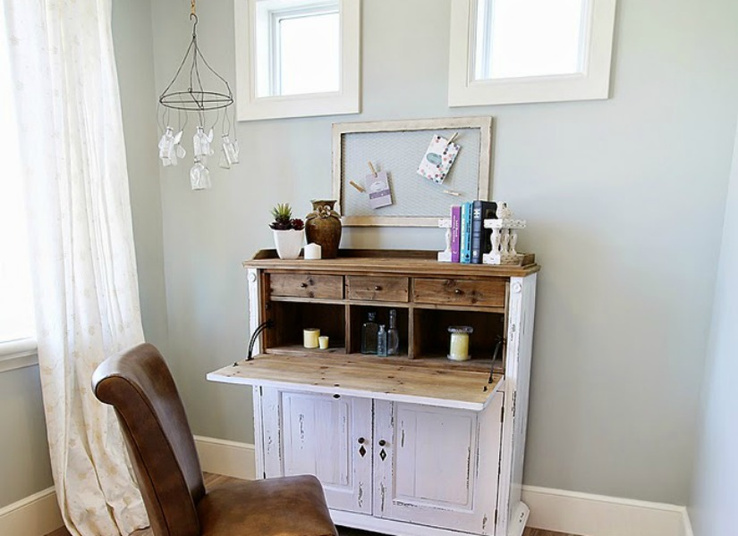 Home Office Design On A Budget Paint Colors