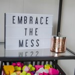Tips for styling a bookcase (when you have kids!)