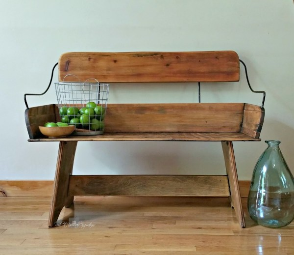 carriage bench makeover, Redo It Yourself Inspirations