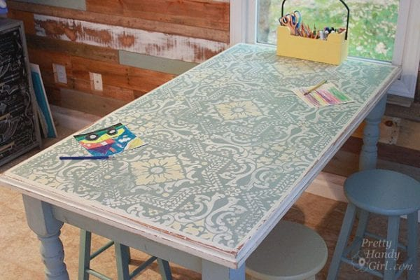 incredible diy tabletop designs