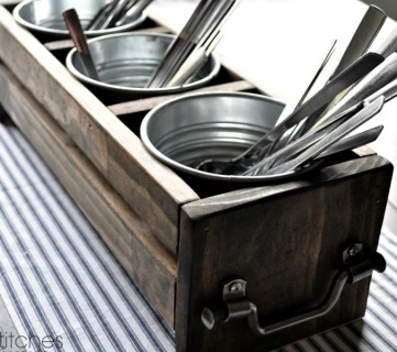 15+ Ways to Use IKEA's SOCKER Cheap Metal Buckets