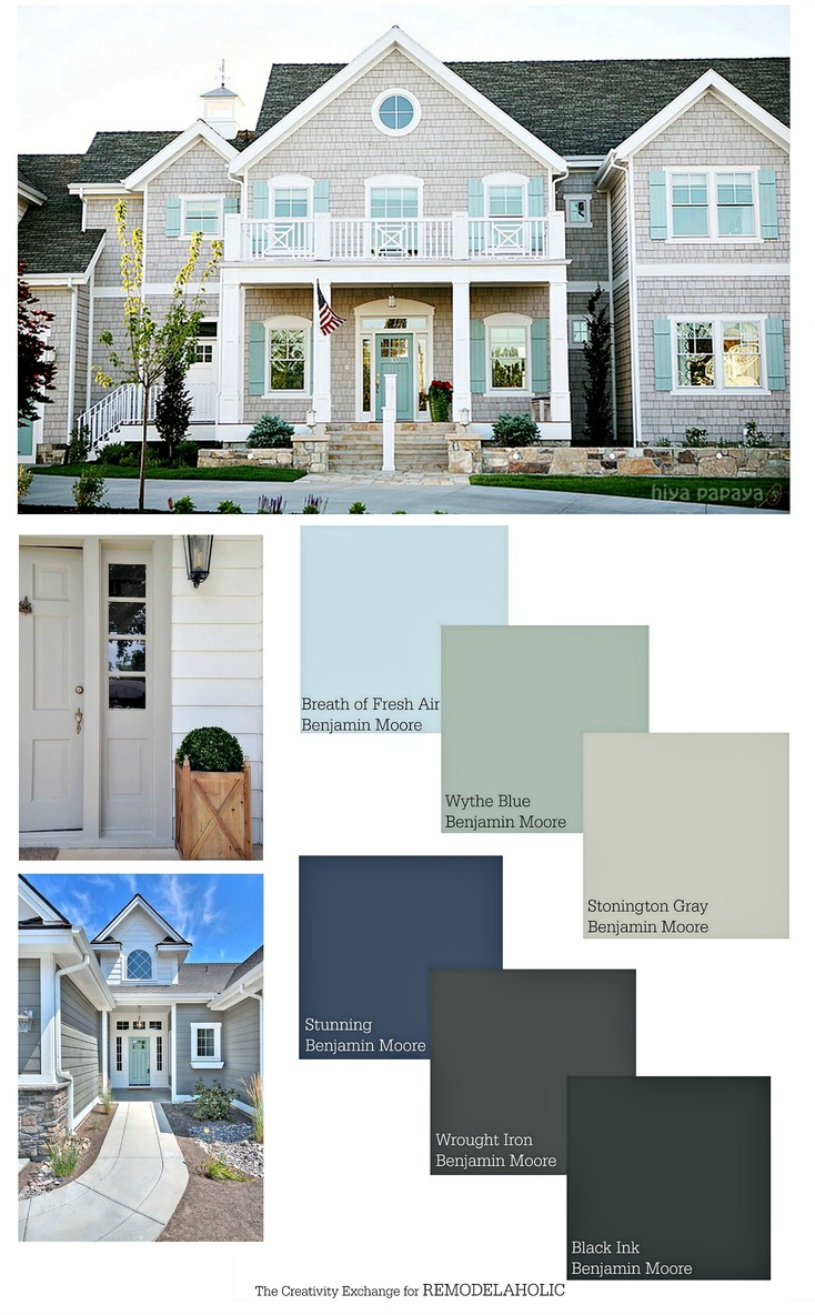 You can add major curb appeal by repainting your home -- but what colors? These exterior paint colors are classic and beautiful!