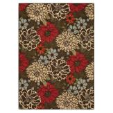 Sorbet Floral Area Rug // buy it here