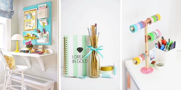 Get in the mood for school with these beautiful back to school decor ideas. 25 ways to decorate for back to school via @remodelaholic