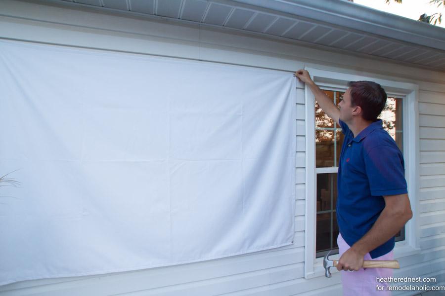 DIY-outdoor-movie-screen-heatherednest.com-2-3