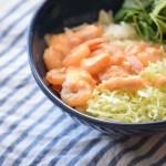 Spicy Shrimp Bowl