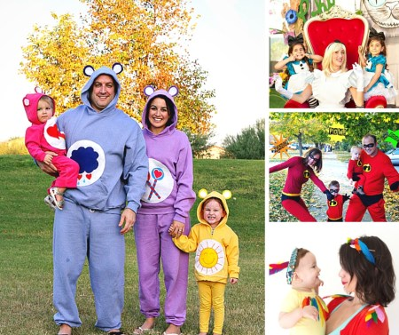 Family Halloween costume ideas facebook