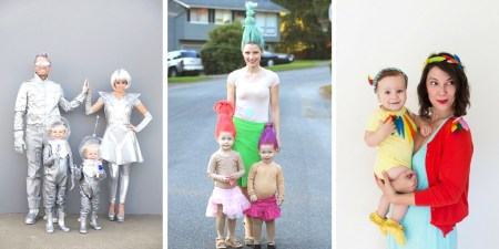 Family Halloween costume ideas twitter