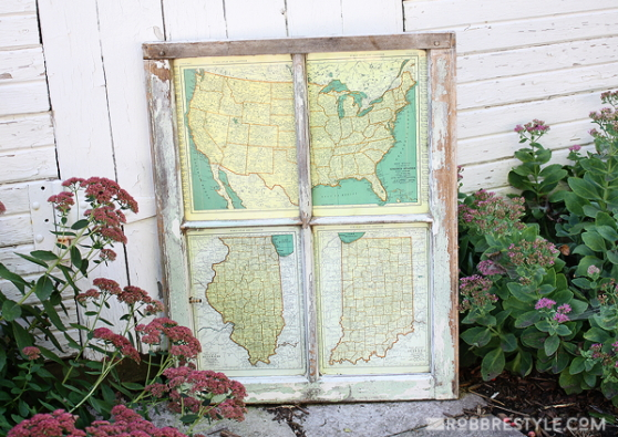 Map Windows