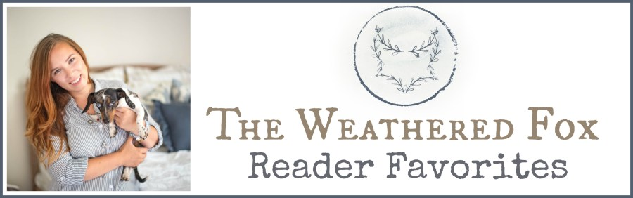 The Weathered Fox Farmhouse Wall Rack DIY Reader Favorites