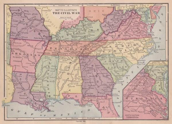 Vintage Maps 17