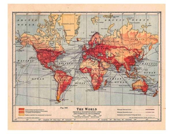 Vintage Maps 25
