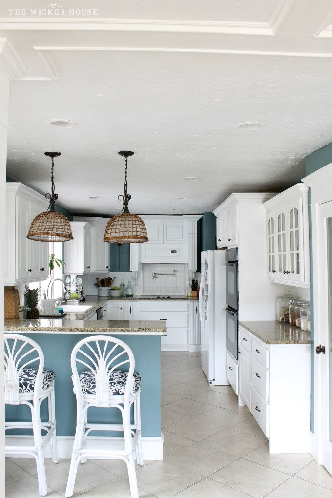 Kitchen Dining Area Paint Colors