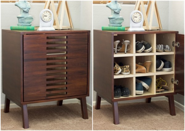 hidden-shoe-storage-nightstand-building-plans, Pneumatic Addict
