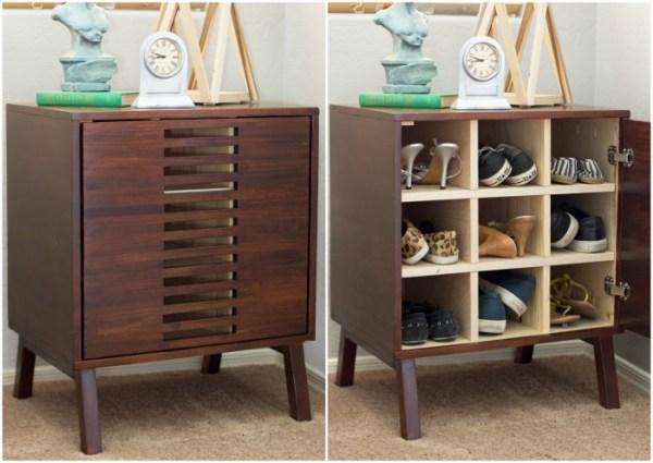hidden-shoe-storage-nightstand-building-plans, Pneumatic Addict