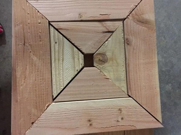 Table top in progress