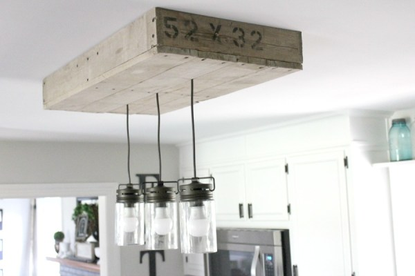 diy-palletwood-lightbox-for-kitchen-island-noting-grace-featured-on-remodelaholic