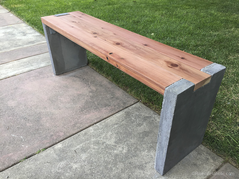 diy-modern-concrete-and-redwood-bench-remodelaholic-4825
