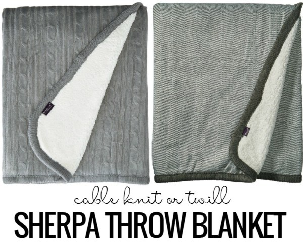cable-knit-or-twill-sherpa-throw-blanket-remodelaholic
