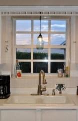 Over Sink Mason Jar Pendant