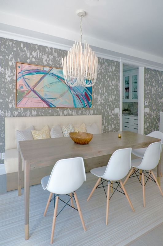 Behind The Scenes With Interior Designer Lara Fishman Transitional Color 2 Remodelaholic