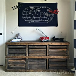 Crate Dresser By Sawdust2stitches