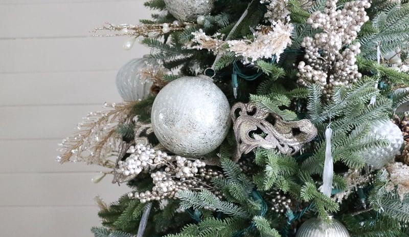 Diy Christmas Tree Decor Tutorial