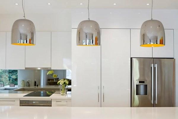 Picking Lighting For Your Kitchen @remodelaholic 3