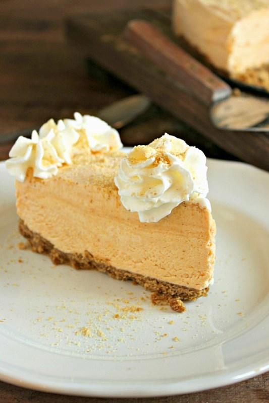 Pumpkin Pie Cheesecake Chelseas Messy Apron