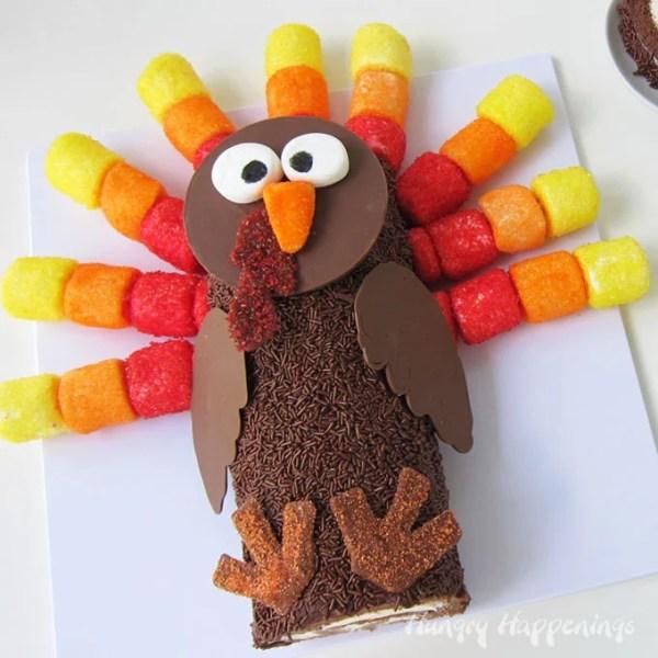 Thanksgiving Dessert Cake Hungry Happenings