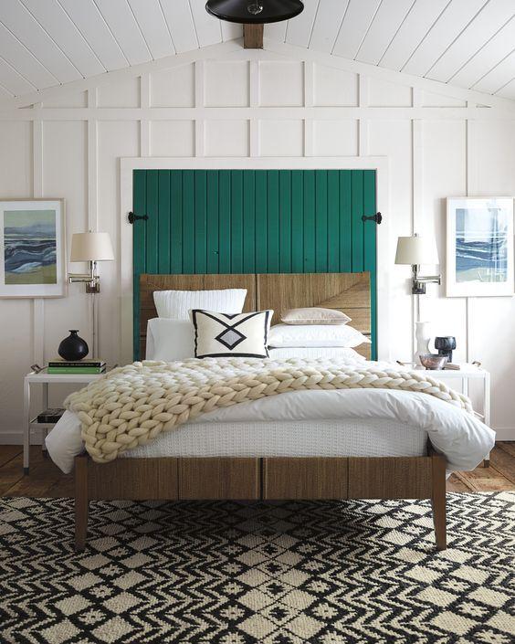 Modern Coastal Bedroom Inspiration