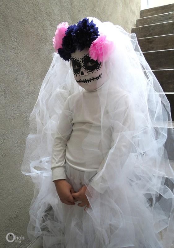 Diy Halloween Bride Costume