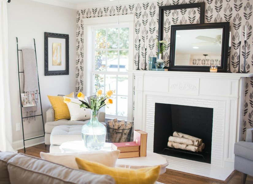 Remodelaholic Get This Look Contemporary Farmhouse