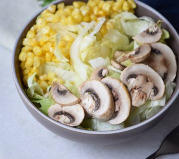 Easiest Grilled Salad
