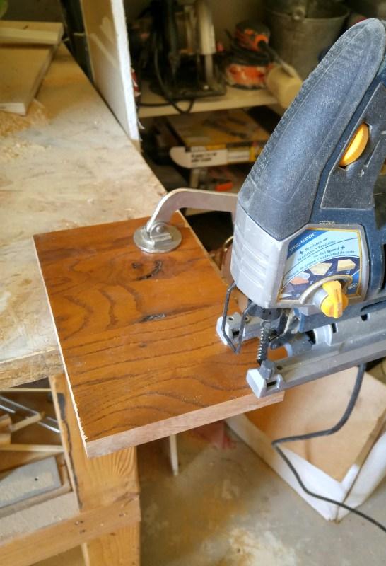 Cutting Wood Diy Planter