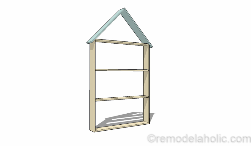 Dollhouse Project Plans 30