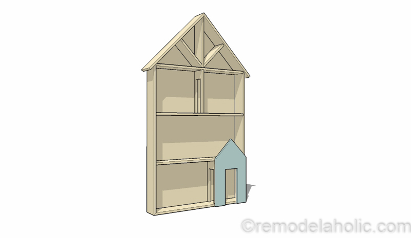 Dollhouse Project Plans 37