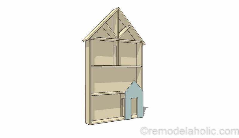Dollhouse Project Plans 37
