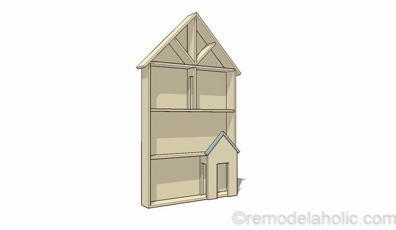 Dollhouse Project Plans 38
