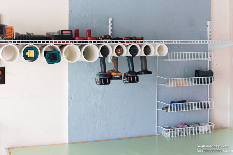 Power Tool Organizer Heatherednest Com For Remodelaholic Com 12