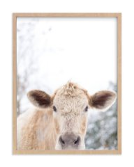Moo Cow Art Minted