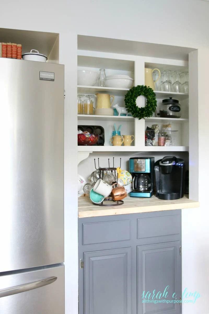 Remodelaholic | DIY Budget-Friendly White Kitchen ...