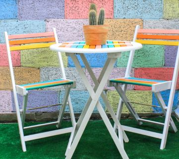 20 DIY Furniture Makeover Projects